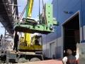 WHN 9 CNC - nakládka